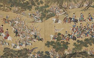 天地清明引(169) 東流水-各方攤牌5