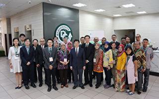 疾管署办登革热国际营 印尼来台取经