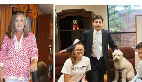 喬治亞州議會候選人Stewart和Kaufman專訪