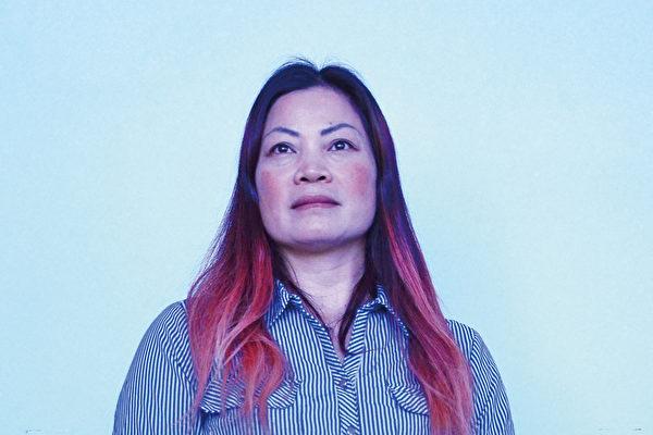 2018年10月市選,大溫哥華地區素里市獨立市議員候選人周鳳棋(Becky Zhou)。(余天白/大紀元)
