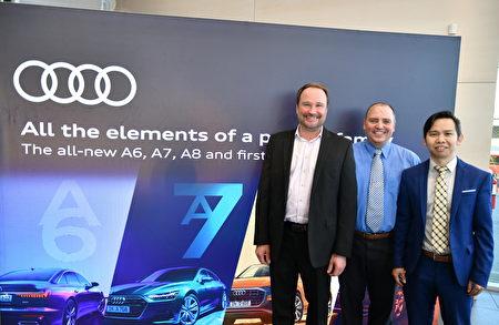 Audi Royal Oak车行