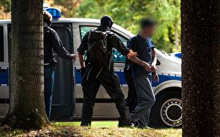 德國新納粹恐怖組織圖謀推翻政府 警方抓8人