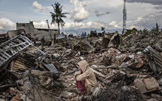 印尼地震海啸致1649人死 震中附近幸存者多