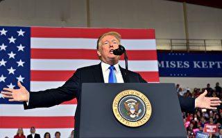 民調:越來越多美國人看好川普連任成功