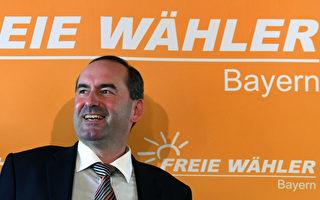 德國自由選民黨或加盟巴伐利亞州政府