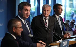 巴伐利亚政坛地震  经济大好 基社盟选民却缩水