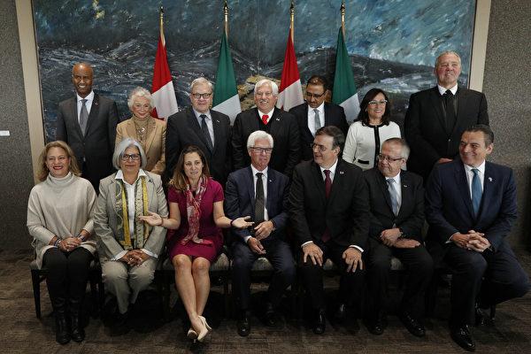 十多國討論WTO改革 美中缺席 成效待觀察