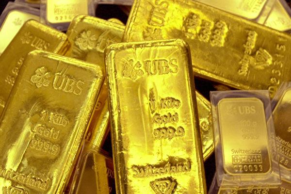 瑞士海關:大批黃金從倫敦紐約流向中國