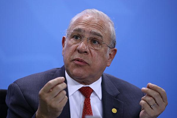 OECD祕書長:北美新協議將鼓勵美中達協議