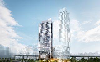 多伦多谷歌未来之城 Lake Suites- 湖景豪华公寓