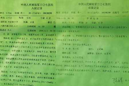 河南省新鄉市長桓縣居民王巧雲2006年於北京307軍醫院,做第二次腎移植手術失敗,並發生醫療事故糾紛。(圖片:家屬提供/大紀元合成)
