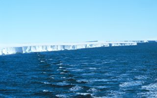 南極最大冰架發出嗡嗡聲 猶如寒風呼嘯聲