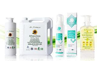 台湾隐形冠军—舒耐洁 天然有机清洁剂外销10国