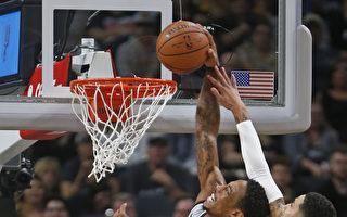NBA詹姆斯得分史上第六 德罗赞率马刺力克湖人