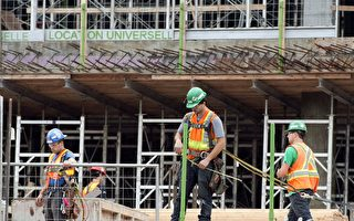 统计局表示,加拿大9月份失业率略有下降,从之前的6%下降到5.9%。(加通社)