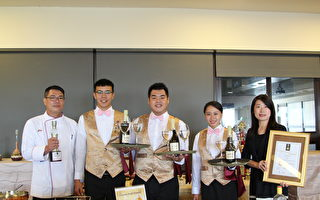 吳鳳科大餐管系學生國際廚藝競賽成果豐碩