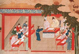 【文史】中國古人如何求學和選拔人才?
