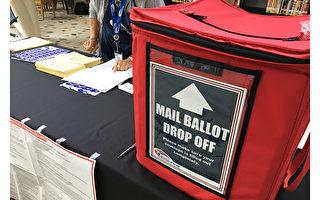 【选务官答疑】邮寄选票信封无党派标识 签名需核实