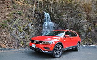 车评:走过崎岖山路 2018 Volkswagen Tiguan