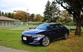 車評:渦輪或混能2018 Honda Accord Hybrid