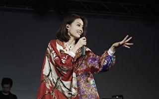 """容祖儿台北开唱 和粉丝""""近距离""""感觉亲切"""