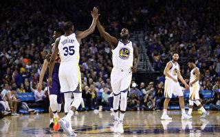 NBA西部競爭空前激烈 勇士遭遇二連敗