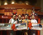 京站总经理柯愫吟(左二)分享今年周年庆重点。(业者提供)