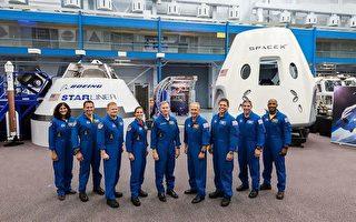 SpaceX計劃明年將宇航員送入太空