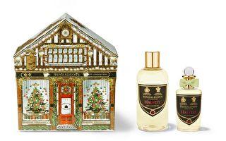 潘海利根圣诞礼盒 可爱小屋藏精选香水