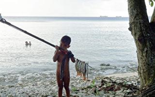 吐瓦鲁 南太平洋的珍珠项链