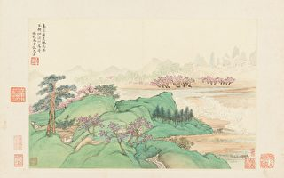 溪山無盡 大都會三期展再探中國山水畫傳統