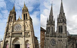 法国最有名新哥特式建筑 穆兰圣心教堂