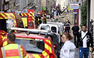 法國馬賽兩棟建築物倒塌 2死多人失蹤