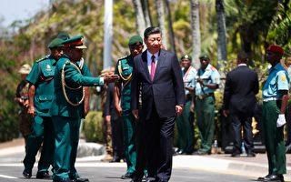 APEC峰会巴新登场 中共挺太平洋岛国的背后