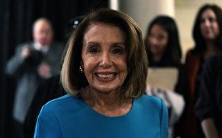 对华强硬派 民主党佩洛西有望执掌美众议院