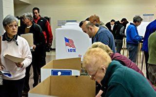 美國中期選舉 如何看各州票選結果