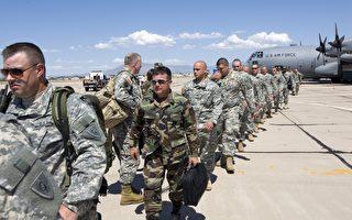 保护美墨边界安全 川普:美军将增至1.5万