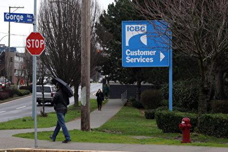 ICBC汽车保险