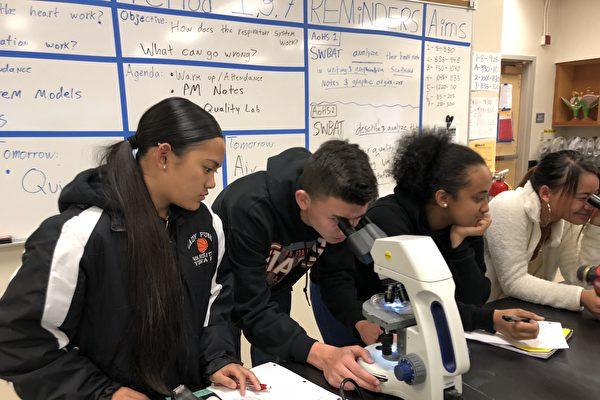 空气污染严重 旧金山学生实测颗粒物