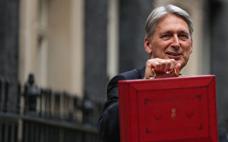 英國公布新預算 減稅讓3200萬人受益