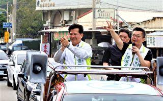 台中市長選前最後民調    略顯「藍消、綠漲」