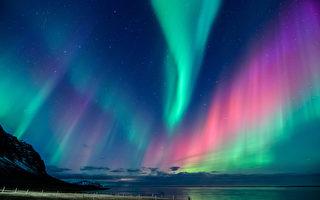 多伦多极光冬季节 体验北极美丽奇景