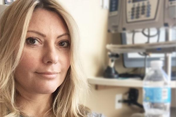 她患白血病无药可医 尝试新疗法癌细胞消失
