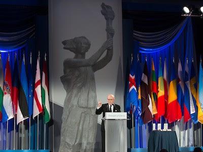 三反共勇士獲頒美國杜魯門-里根自由獎