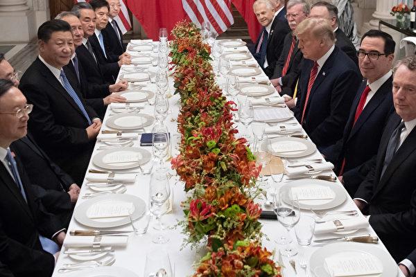 川普:將和中方達真正協議 或根本無協議