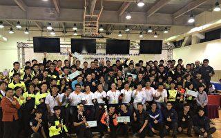 消防局自強救護義消參加全國CPR大賽成績優異