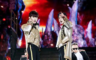東方神起於首爾舉辦「TVXQ! CONCERT -CIRCLE- #welcome」演唱會資料照。(avex taiwan提供)