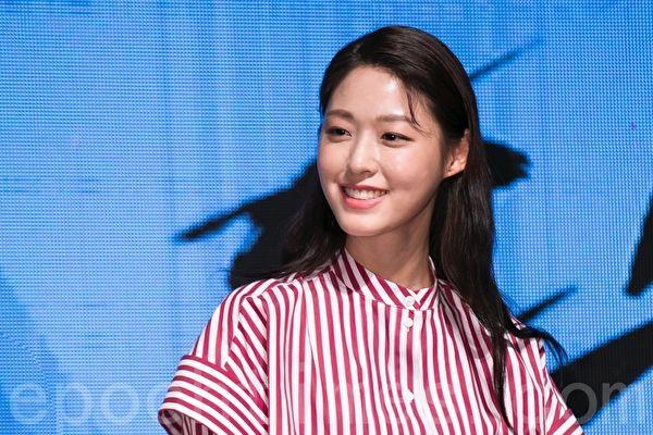 AOA成員金雪炫。