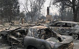 加州11月火灾保险理赔额已达90亿美元