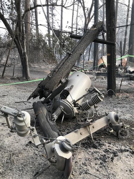 加州大火赔偿问题 议会欲再保电力公司